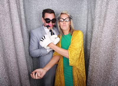 Sarah & Kris Photobooth Photos