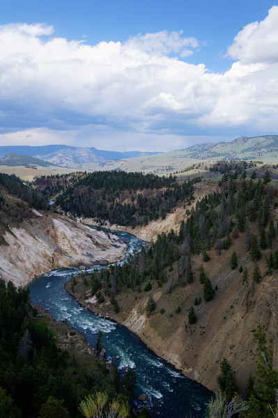 Yellowstone National Park - Snake River