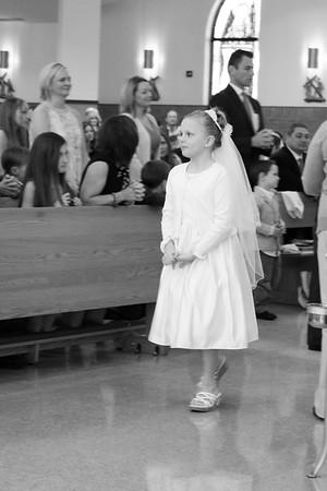 Sarah's 1st Holy Communion ~ 4/16/16