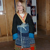 Eve in Hmong dress at the Science Museum.<br /> Oct 24, 2010