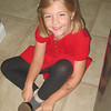 Sept 10, 2012<br /> Eve gets ready for her first day of Kindergarten