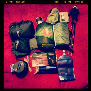 Misc Backpacking