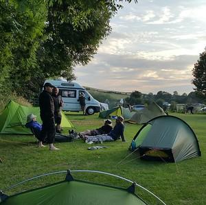 Summer on the Ridgeway 2015