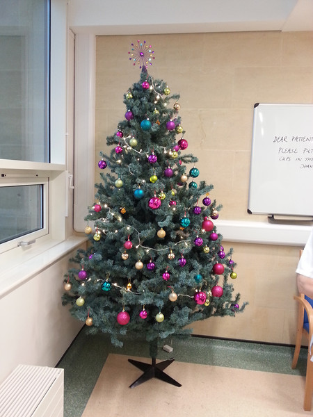 Radiology's Christmas Tree