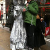 Statues in Covent Garden
