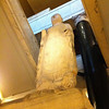 Large Chinese Buddha statue in North stairwell.