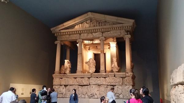 British Museum May 2014