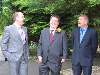 David and Jenni's Wedding July 2012