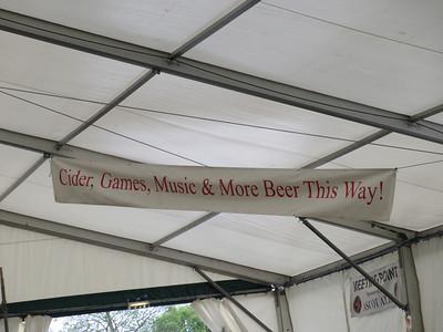 Reading Beer Festival 2012