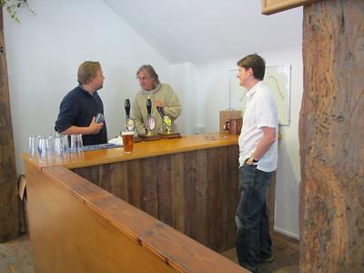 West Berks Brewery Tour Sept '12