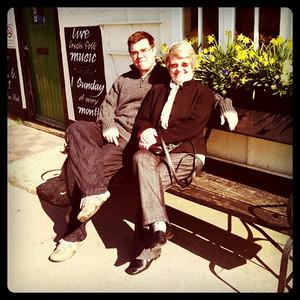 Neville and Susan Fenn.