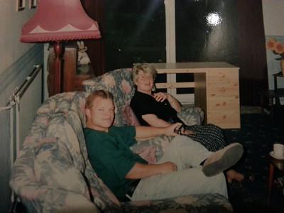 Philip and Susan Fenn.