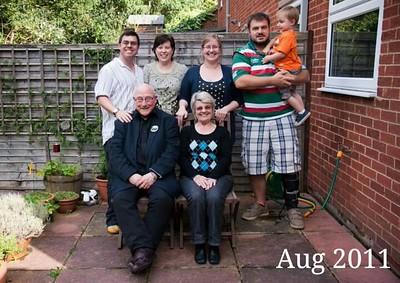Fenn Family Group Photos