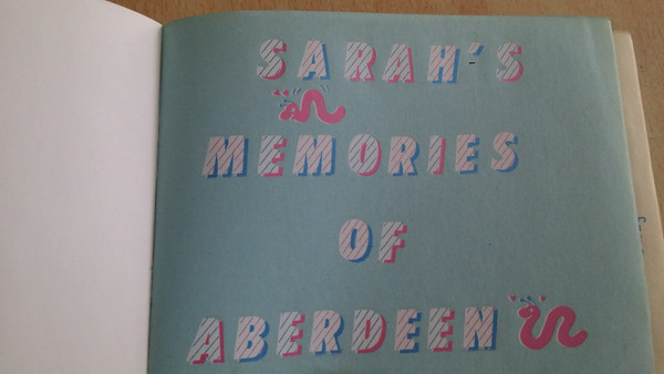 Memories of Aberdeen