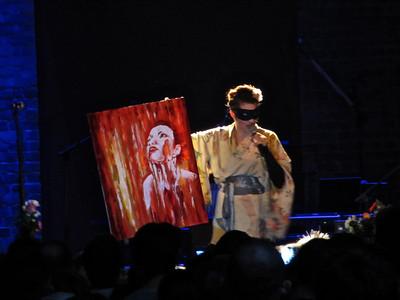 Amanda Palmer & The Grand Theft Orchestra June 2012