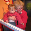 Eve and Grannie at the Children's Museum