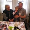 Great-Grandma, Eve, and Grandpa<br /> March 25, 2009