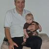 Grandpa and Graham at Dorothy's<br /> 6/2/2010