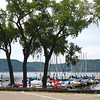 6/3/12<br /> Lake Pepin, outside Harbor View Cafe in Pepin, WI