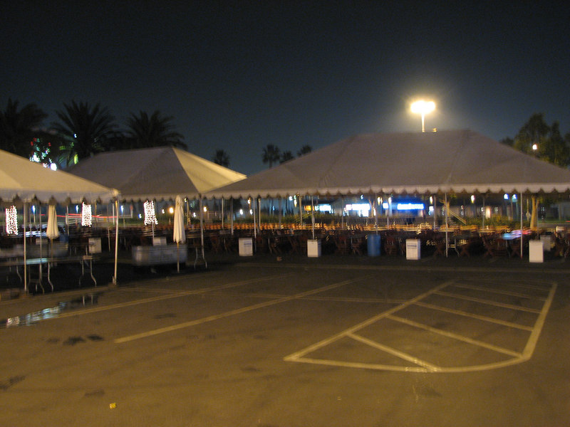 2006 11 22 Wed - Big tents 2