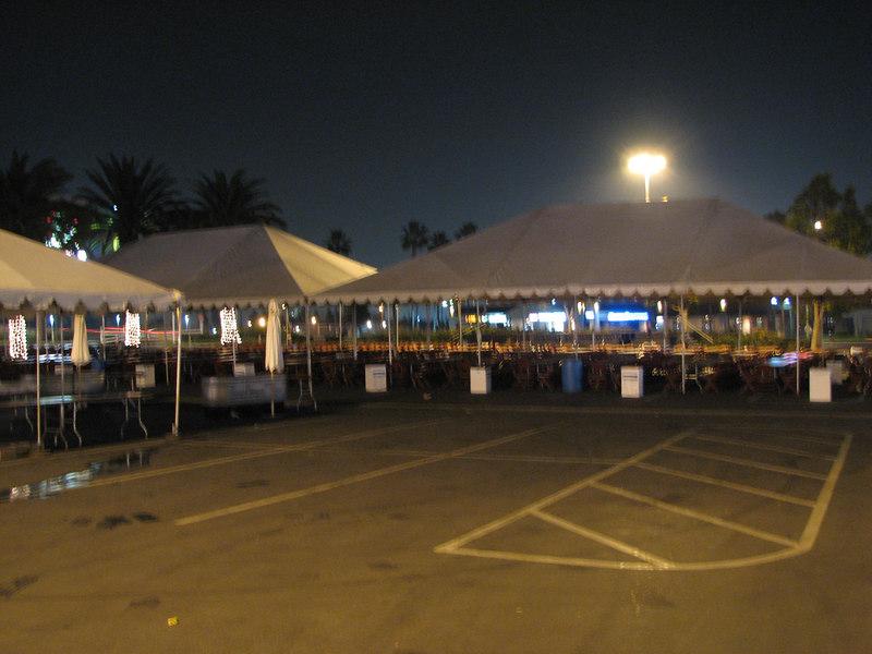 2006 11 22 Wed - Big tents 2