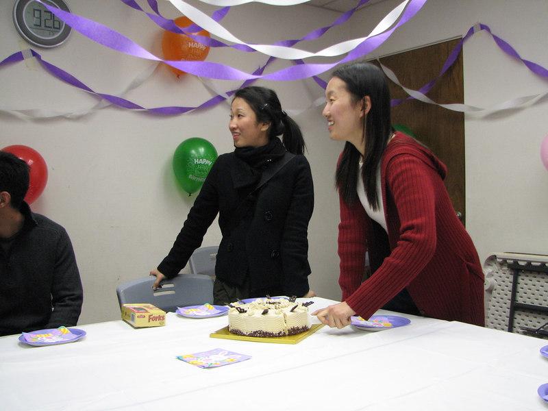 2007 02 23 Fri - Cake cutter