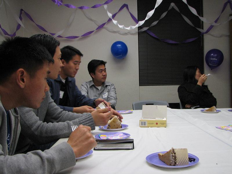 2007 02 23 Fri - Cake eaters