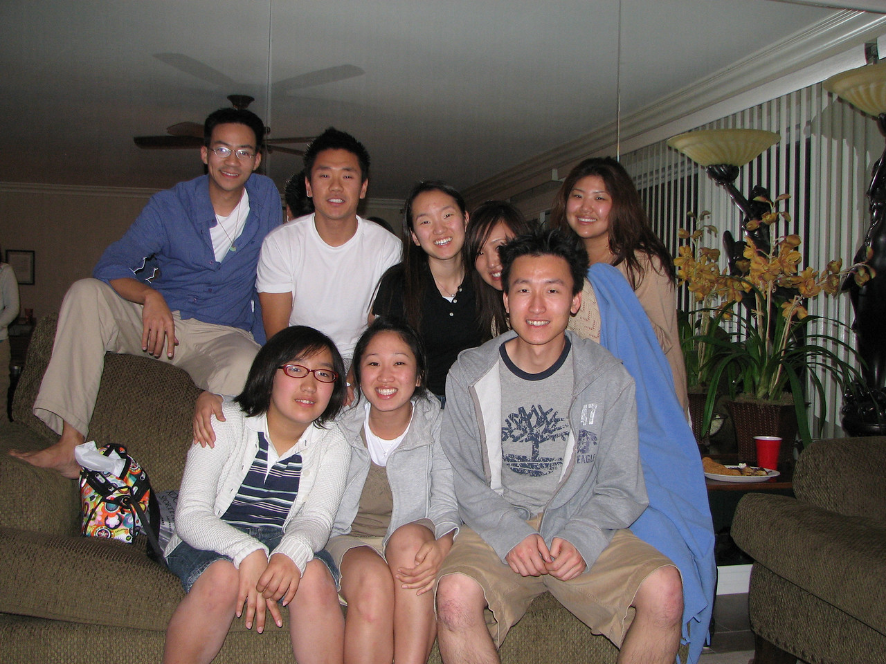 2007 03 30 Fri - Brian Suh, Grace Park, & Stella Lee's small group 1