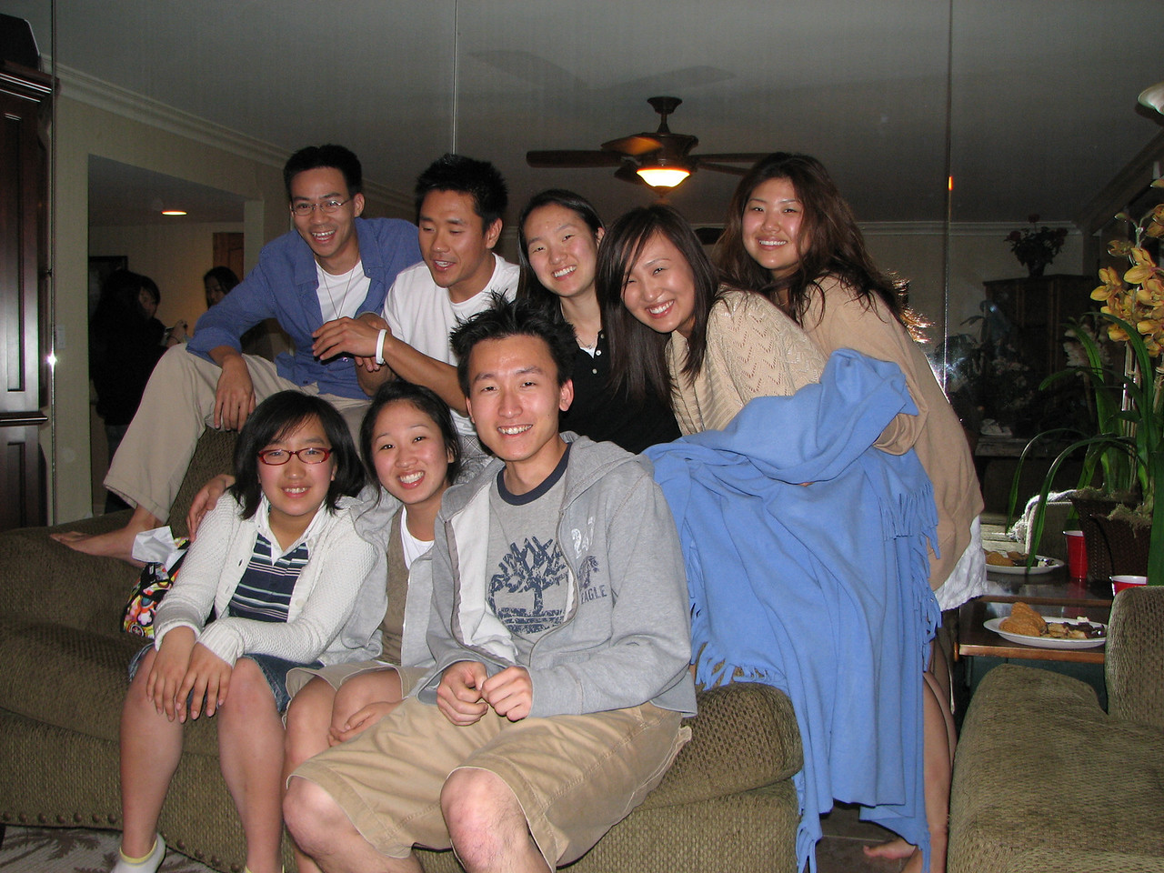 2007 03 30 Fri - Brian Suh, Grace Park, & Stella Lee's small group 2