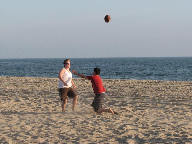 2007 06 22 Fri - The toss