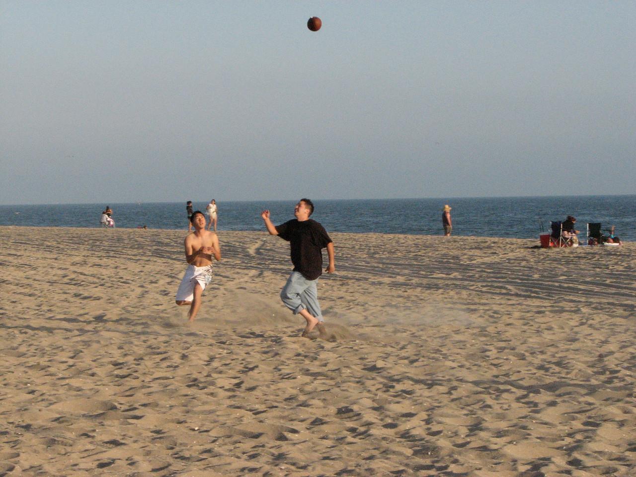 2007 06 22 Fri - The opposite interception