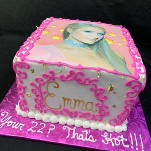 Astonishing Adult Birthday Cakes A Slice Of Heaven Custom Cakes Sarasota Personalised Birthday Cards Epsylily Jamesorg