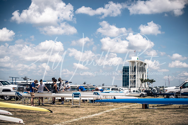 Friday Sculling States