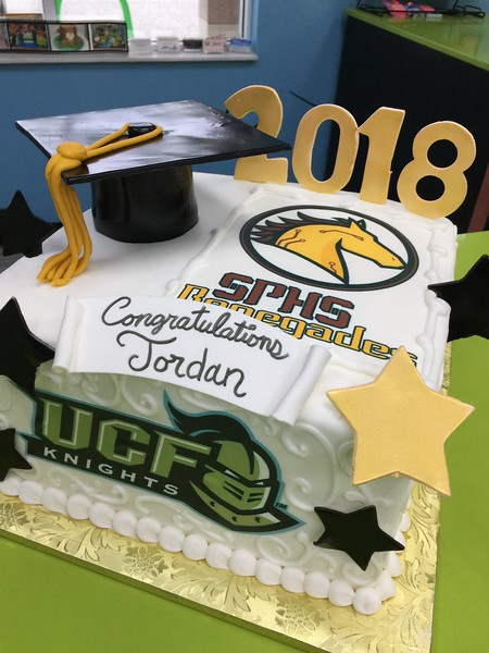 Graduation Cake Pictures - A Slice of Heaven