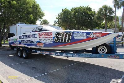 Sarasota Gran Prix Pits
