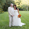 Linda and David at Selby Gardens in Sarasota and JPan in Lakewood Ranch, August 2013