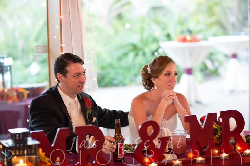 Jessica and Frank at the Hyatt Regency Sarasota and the Sarasota Garden Club, October 2014