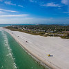 All Is Quiet on Siesta Key Beach