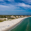 Siesta Key Beach Looking South