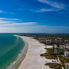 Siesta Key Beach Looking North