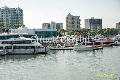 Sarasota Powerboat Grand Prix  - Aboard the Melia