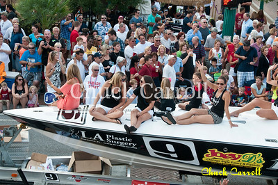 Suncoast Offshore Grand Prix Boats By The Bay Downtown Block Party  - 2012