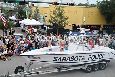 Suncoast Grand Prix , Downtown Block Party & Powerboats on Main Street  --  7-1-2010