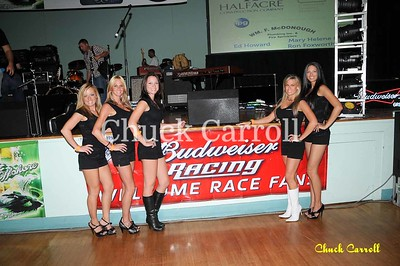 Suncoast Grand Prix --  Festival Kickoff Party 6-26-2010   --  BUD LIGHT Girls
