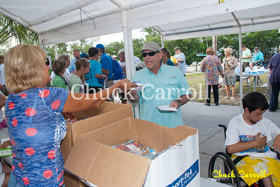 """The Friendliest Catch"" Fishing Tournament  - Suncoast Charities for Children -  Suncoast Super Boat Grand Prix Festival  - Sarasota, Florida"