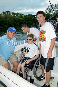 """""""The Friendliest Catch"""" Outing for the Physically & Mentally Challenged"""