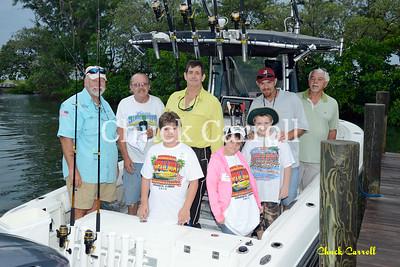 Suncoast Offshore Friendliest Catch Fishing Tournament