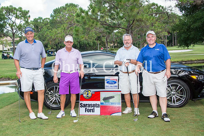 Sarasota Powerboat Grand Prix - Aqua Plumbing Golf Tournament - June 27, 2015