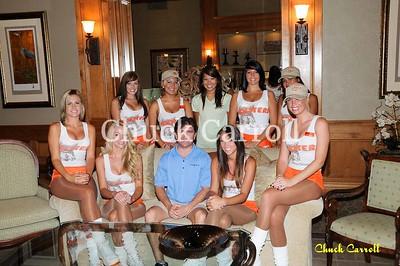 Suncoast Grand Prix --  Heritage Oaks Golf Tournament - 6/26/2010  --  HOOTERS Girls