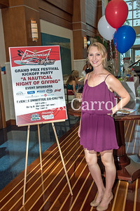 Sarasota Powerboat Grand Prix - Kick Off Party - Sarasota Yacht Club - June 30, 2015  - Suncoast Charities for Children